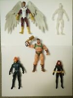Marvel Universe The Champions 3.75 Inch Action Figure Collection! Black Widow