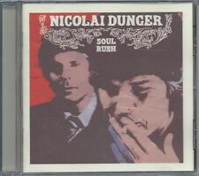 Nicolai Dunger - Soul Rush (CD 2001) NEW