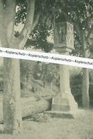 Iphofen : Der Pestbildstock - Denkmal - um 1920          W 24-2