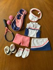american girl tennis outfit