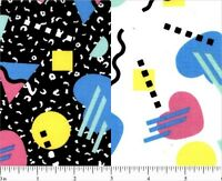 Mixed Medley - All That Jazz 100% Cotton Fabric - By The Yard