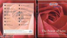 Les plus grands hymnes à l'amour // The Power of Love // CD + coffret // Emotion