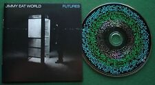 Jimmy Eat World Futures inc Polaris & The World You Love + CD