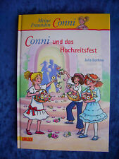 """""""Conni und das Hochzeitsfest"""" von Julia Boehme"""