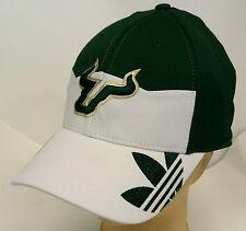 the best attitude b8adb 6b7af NCAA South Florida Bulls Adidas Cap Hat Curve Brim   Visor Size L XL NEW