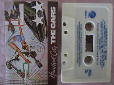 THE CARS HEARTBEAT CITY CASSETTE TAPE