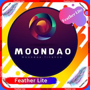 """375 Million """"375,000,000"""" MoonDAO (MNDAO) - MINING CONTRACT - Crypto Currency"""