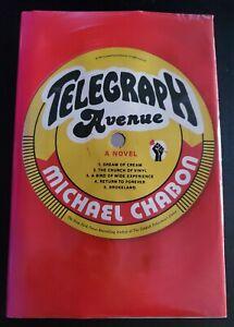 Telegraph Avenue by Michael Chabon (2012, Hardcover)