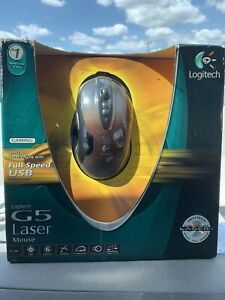 Logitech G5 Laser Wired Gaming Mouse