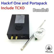 Latest Portapack And Hackrf One With Havoc Firmware Tcxo And Metal Case