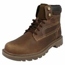 Botas de hombre Botines color principal marrón talla 42