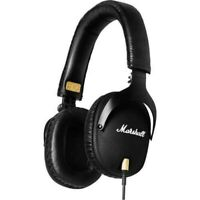 Marshall M-ACCS-00152 Monitor Over Ear Headphones Black From Japan with Tracking