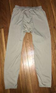 Mens POLARTEC Long Johns Thermal Pants SILKWEIGHT Drawers Medium