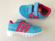 NEW Adidas Girl's Toddler  STA FLUID 2 CF I Athletic Shoes Size 8 (toddler)