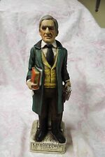1969 LIONSTONE DECANTER OLD WEST SERIES CIRCUIT JUDGE FULL SIZE-FREE SHIPPING!