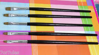 Set De 5 Pinceles Decoración Creación Uñas Acrílicas/Gel/Porcelana Nail Brush
