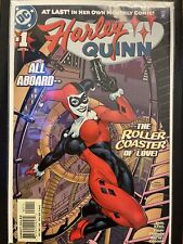 Harley Quinn #1 DC 2000 1st appearance in title Suicide Squad G11 138 cm