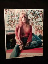 Vintage STEVIE NICKS Gloss 8 x 10 Photo Music Poster Fleetwood Mac Print