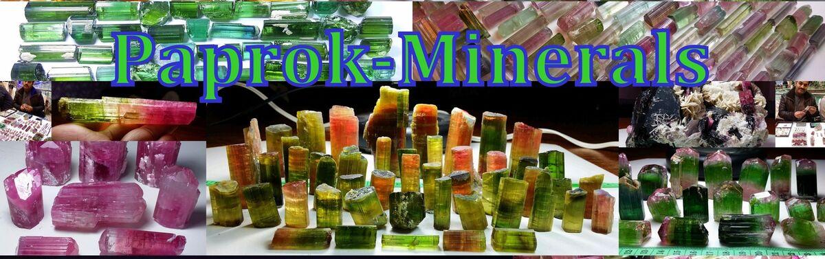 Paprok-Minerals