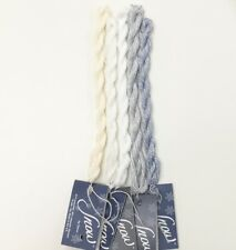 Caron Collection Metallic Snow Icicle needlepoint threads embroidery quilting