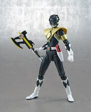 S.H. Figuarts Mighty Morphin Power Rangers Black Armored Ranger figure SDCC 2014