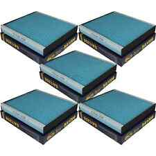5x SCT Filter Innenraumluft Pollenfilter Innenraumfilter SA 1208