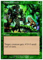 4 Giant Growth ~ Near Mint 7th Edition 4x x4 Playset MTG Magic Green Card Ultima