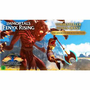 Immortals Fenyx Rising DLC Geschichte von Blitz und Feuer für PS4 PS5 XBOX PC