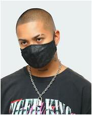 New Mens Goat Crew Goat Crew Big Bandana Face Mask Black/black Purchased Hats (s
