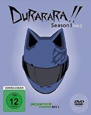 DURARARA!! (VOL.2) EP 13-24  4 DVD NEU