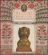 Treasures from India : The Clive Collection at Powis Castle (1987) HC/DJ 1ST/1ST