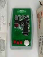 Tandy GOLF LED Vintage Electronic Handheld  Tabletop Video Game Working With Box