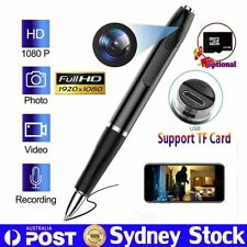 Mini Spy Pen Hidden Camera Full HD 1080P Video Voice Cam DVR Security Recorder