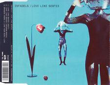 LOVE LIKE SEMTEX The Infadels CD 2006 UK Single Headman Remix Live B-Side Mint