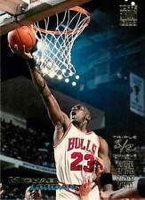 MICHAEL JORDAN 1993-94 Topps Stadium Club TRIPLE DOUBLE #1 Bulls