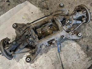 RANGE ROVER L322 COMPLETE REAR AXLE WITH ALL PARTS INCLUDED - TD6 3.0 DIESEL