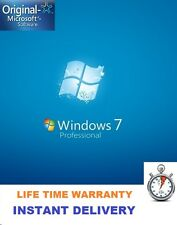 Originale Windows 7 key Pro Version online Activation WIN 7 Pc Hs | Promo+