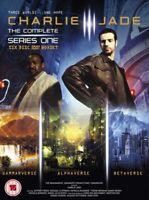 Nuovo Charlie Jade Stagione 1 DVD