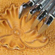 #J547 Flower Center Stamp Steel Craft Japan Leather Stamping Tool