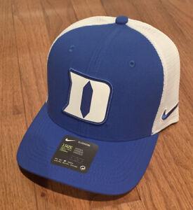 Men's Duke Blue Devils  Nike Classic 99 Trucker Adjustable Hat NWT