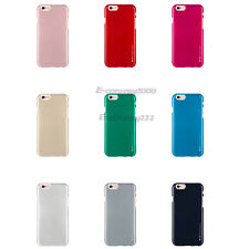 9 Colors New high quality Soft TPU i Jelly Case Covers for Apple iPhone