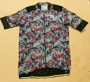 Ale Off-Road Joshua Women's Short Sleeve Jersey, Grey, Medium. L20142620-03