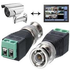 CCTV BNC Video Camera CAT5e Cable Baluns Pair UTP Transmit DVR Recorder Receiver