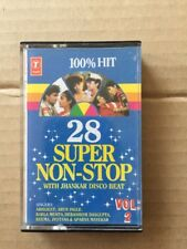 100% Hit 28 Super Non-stop 2 With Jhankar Disco Beat Rare Bollywood Soundtrack