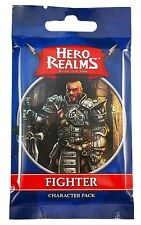 White Wizard Games, Hero Realms game, Fighter Character Pack New and Sealed