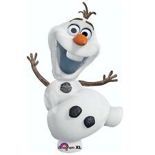 XL Folien Ballon Olaf | Disney Eiskönigin | Frozen | 58 x 104 cm | Geburtstag