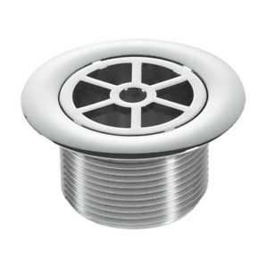 """Replacement Shower Drain Top Waste Trap Chrome Plated ABS 1.5"""" INCH Thread"""