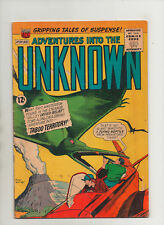 Adventures Into The Unknown #150 - Taboo Territory - (Grade 5.0) 1964