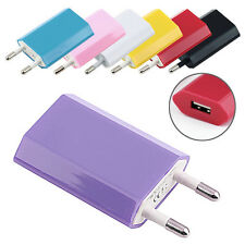 Cargador de pared universal USB Adaptador para movil, smartphone iphone samsung