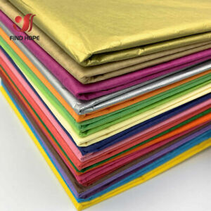 10pcs WHOLESALE ACID FREE TISSUE PAPER 50*35/75cm 14*20inch WRAPPING PAPER XMAS